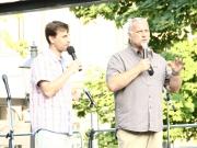 Evanjelizačné turné s Perom Cedergårdhom v dňoch 14.-23. augusta 2009