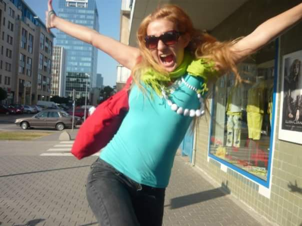 Lenka Maťašíková – Život zrazu nabral nádherné farby
