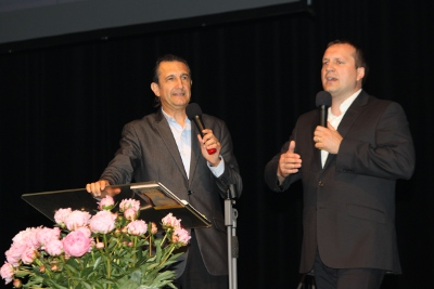 Oheň jeho svätosti (Konferencia so Sergiom a Kathleen Scatagliniovcami)
