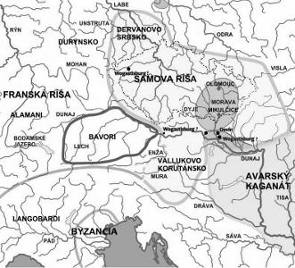 Počiatky slovanskej misie (7.-8. storočie)