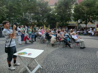 Turné s Perom Cedergårdhom – rad na modlitbu za chorých v Bratislave