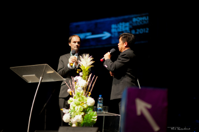 Brat Yun z Číny v Bratislave