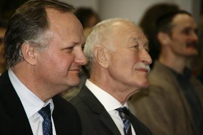 Spomienkový deň holokaustu v Bratislave – Hosťom poslanec František Šebej