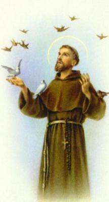 František z Assisi (1181 – 1226)