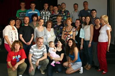 Večerná biblická škola v Bratislave