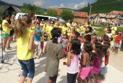 Choďte! – Detský tábor vo Vyšnej Slanej