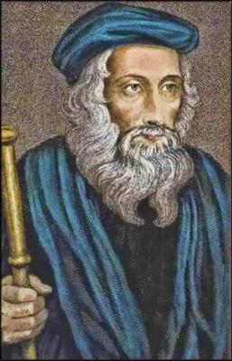 John Wycliffe (1328-1384)