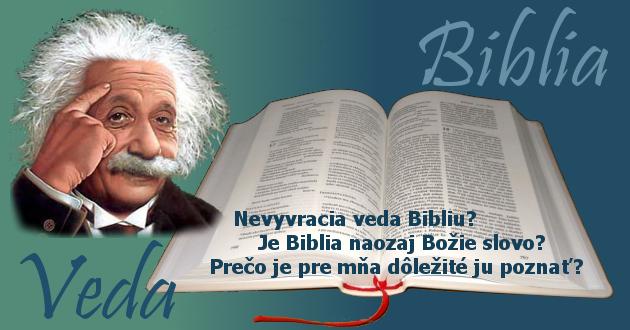 Biblia – je to naozaj Božie slovo? – 18.10.2013