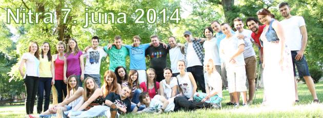 Na návšteve v AC Nitra – 7.6.2014