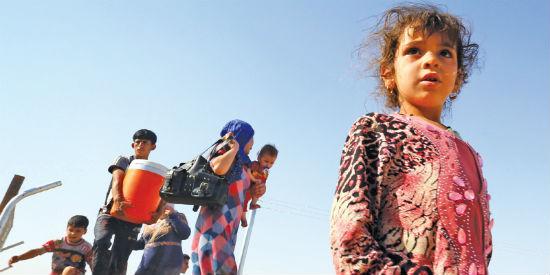 Genocída irackých kresťanov