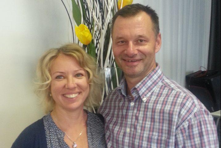 Miriam a Igor Jankulicovci