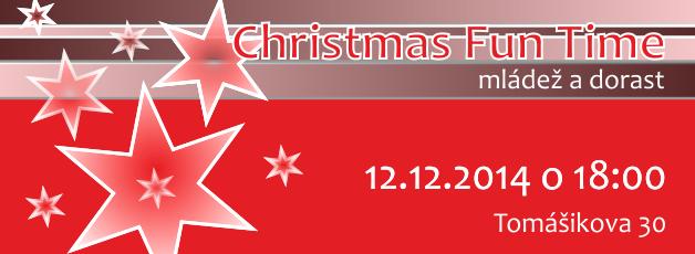 Christmas Fun Time – 12.12.2014