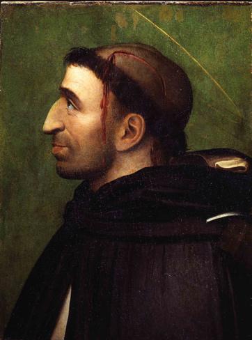 Girolamo Savonarola (1452 – 1498)