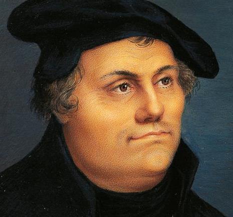 Martin Luther (1483 – 1546), 2. časť