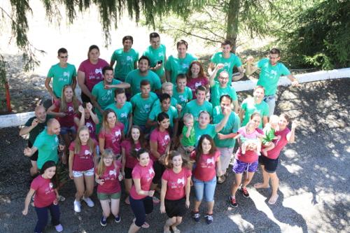 SPEAK LIFE! – mládežnícky tábor