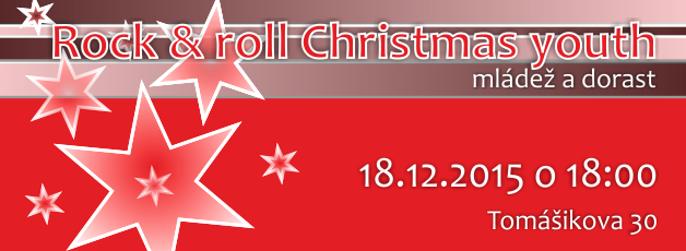 Rock & roll Christmas youth – 18.12.2015