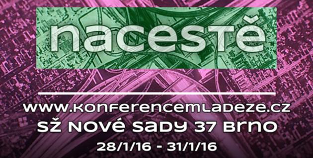 Konferencia mládeže – Brno – 30.1.2016