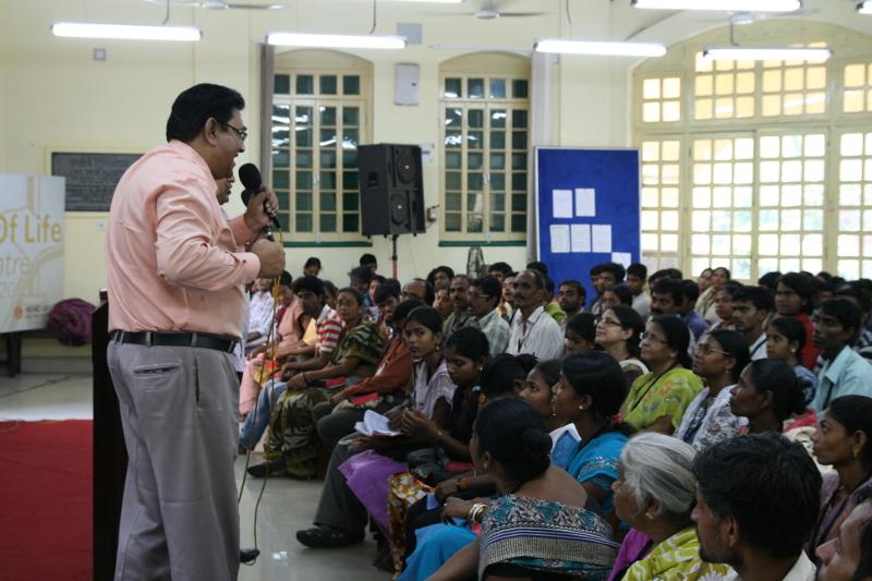Misia v Allahabade