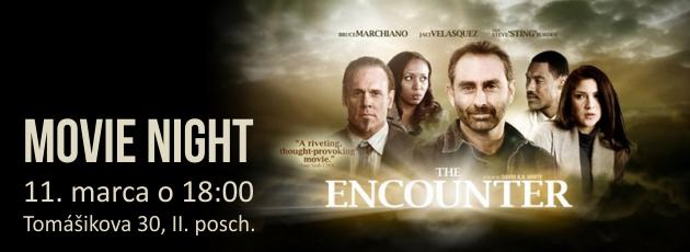 Movie night – 11.3.2016