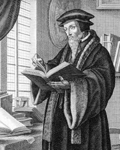 Ján Kalvín (1509 – 1564) – Švajčiarska reformácia