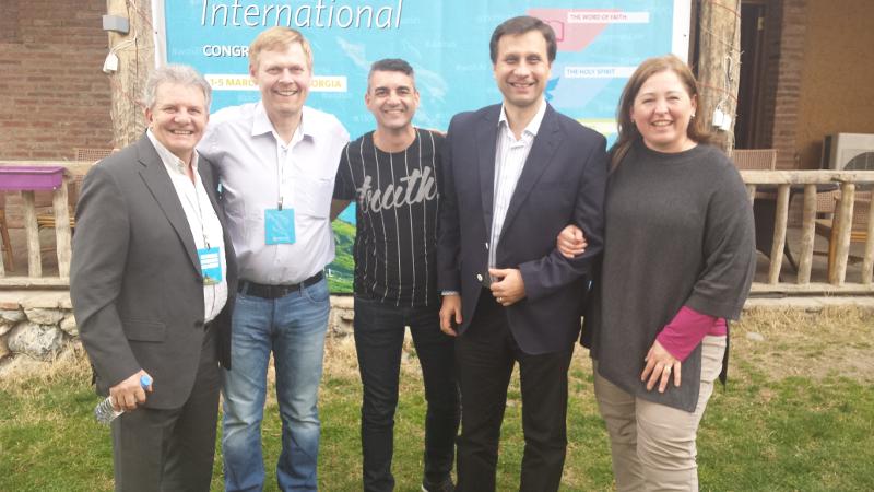 Kongres Slova života v Gruzínsku – Dôraz na mladú generáciu, misiu a dary Ducha