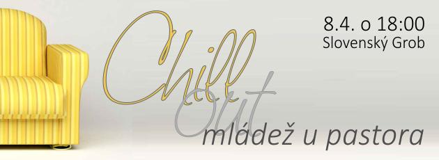 Chill out mládež u pastora – 8.4.2016