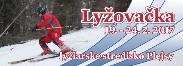 Lyžovačka – 19.-24.2.2017