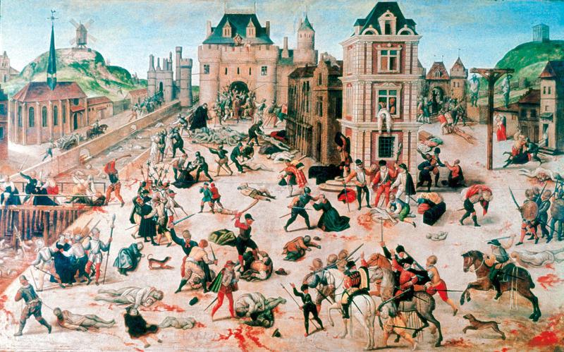 Hugenoti (16. storočie) – Reformácia vo Francúzsku