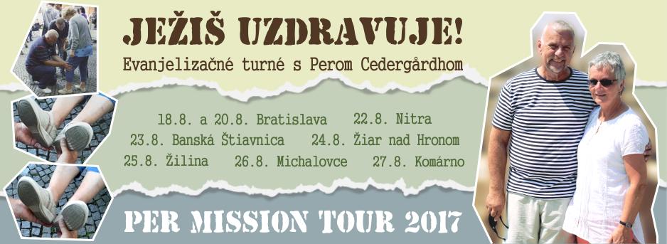 Per mission tour 2017