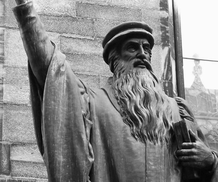 Hrmiaci Škót – John Knox (16. storočie)