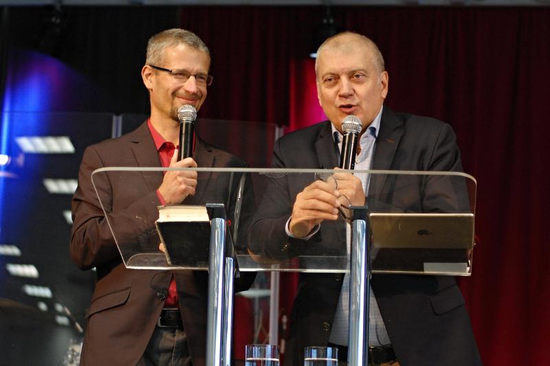 Konferencia viery 2017 – Vystrojte Boží ľud k službe