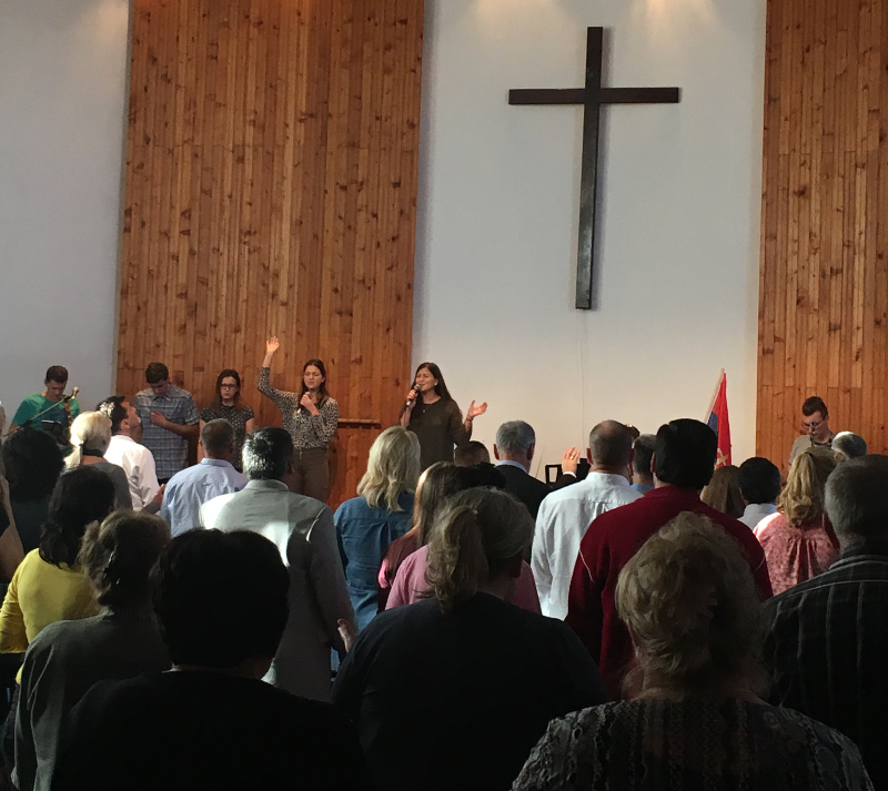 Budovanie cirkvi na Balkáne – Historický kurz pre lídrov v Novom Sade