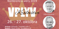 Konferencia viery 2019