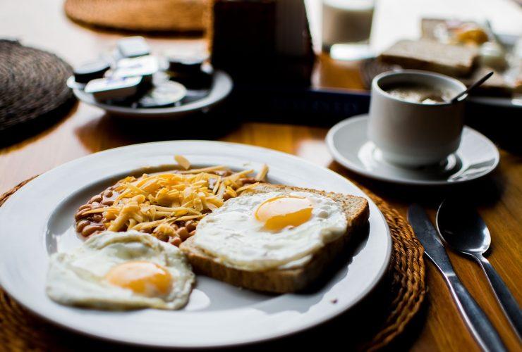 Raňajky pre mužov