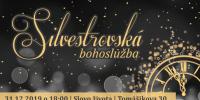 Silvestrovská bohoslužba