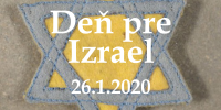 Deň pre Izrael – 26.1.2020