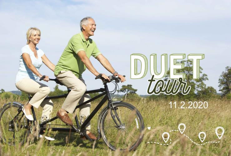 DUET tour – 7 pilierov spokojného manželstva