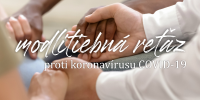 Modlitebná reťaz proti koronavírusu