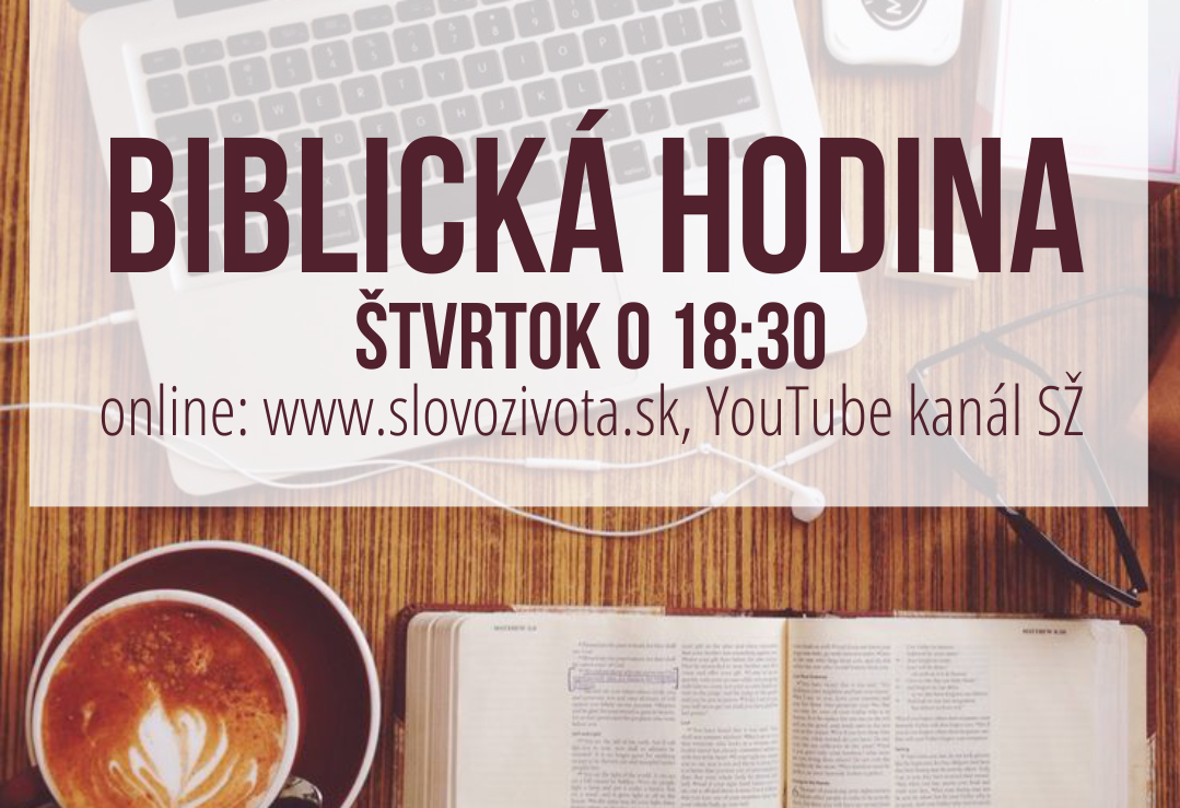 Online biblická hodina