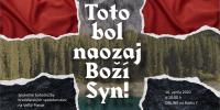 Veľký piatok – ONLINE spoločná bohoslužba bratislavských spoločenstiev