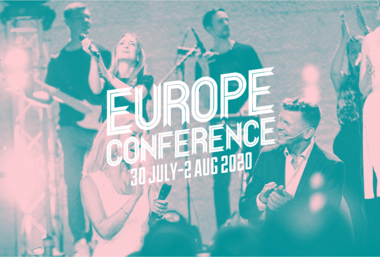 Europe Conference Online Experience