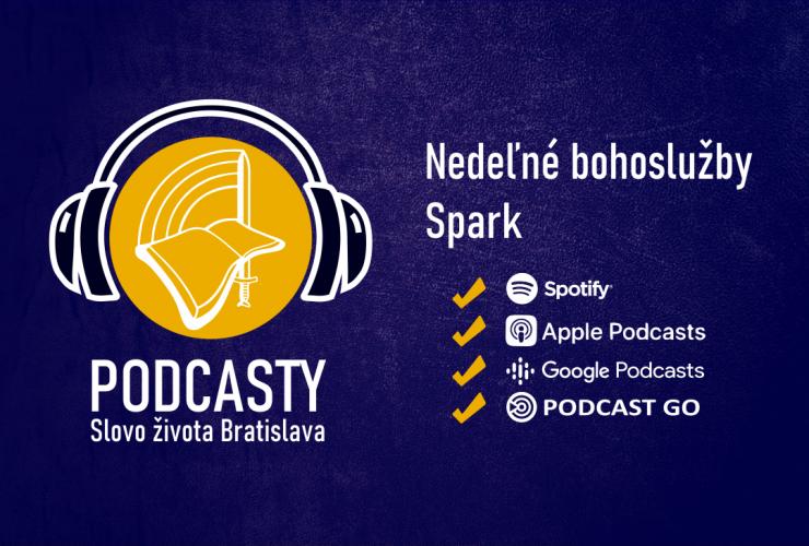Počúvajte nás cez podcasty