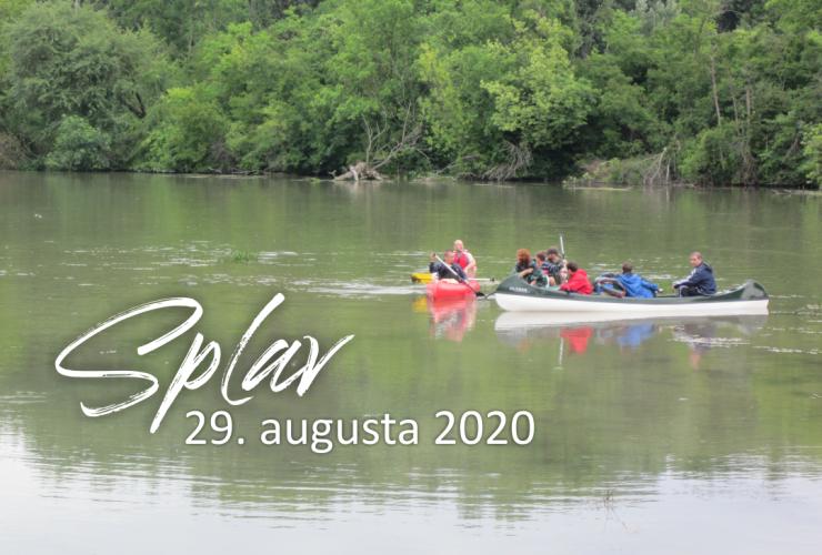 Splav – Malý Dunaj 2020