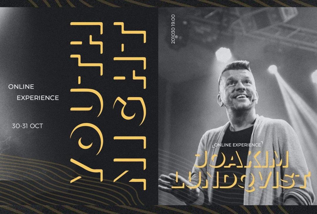Youth Night – online z Uppsaly