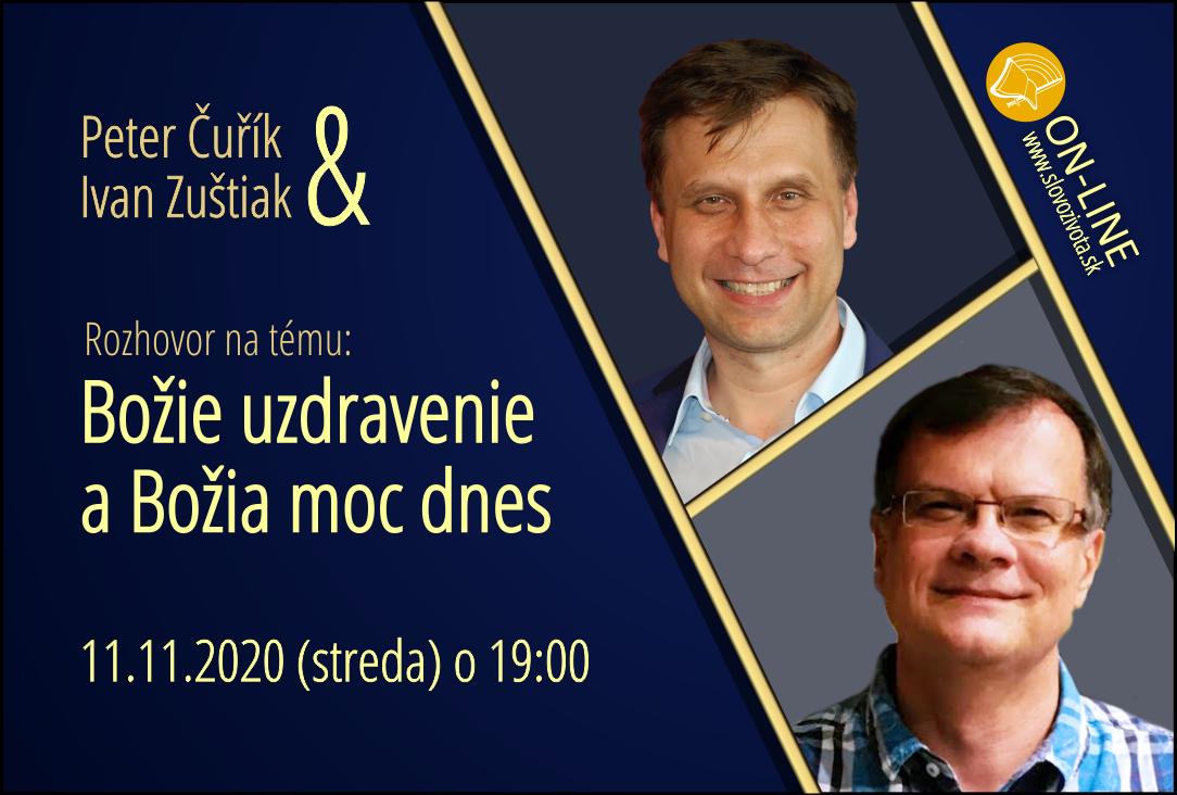 Rozhovor na aktuálnu tému – Peter Čuřík a Ivan Zuštiak