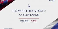 Deň modlitieb a pôstu za Slovensko