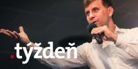 Rozhovor Michala Oláha s Petrom Čuříkom pre časopis .týždeň